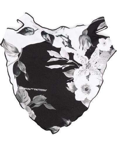 Czarna bandana Off-white