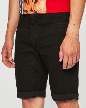 Джинсовые шорты с карманами однотонные Vans