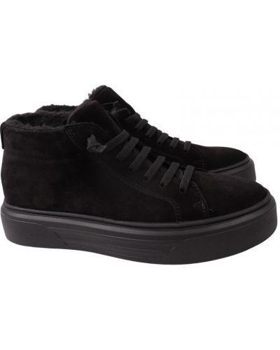 Ботинки - черные Vadrus