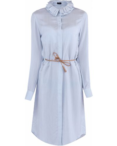 Платье на пуговицах платье-рубашка Joseph