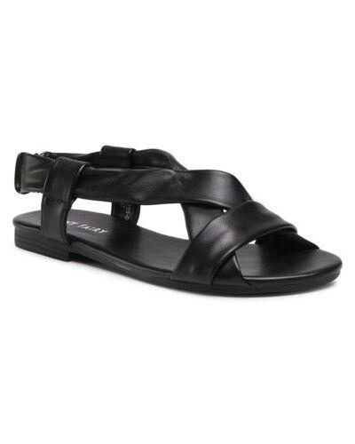 Czarne sandały Ccc