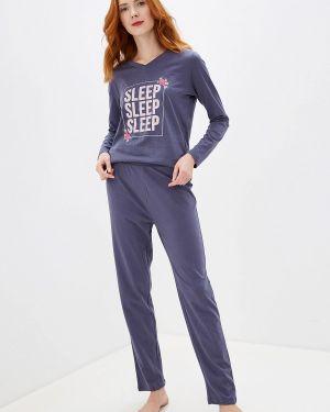 Пижама пижамный синий Nymos