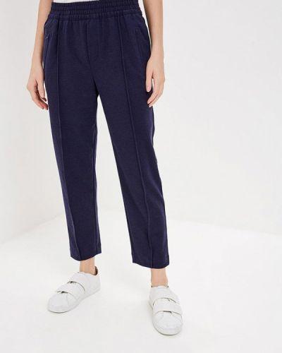 Синие брюки повседневные Gap
