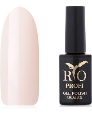 Гель-лак для ногтей айвори молочный Rio Profi