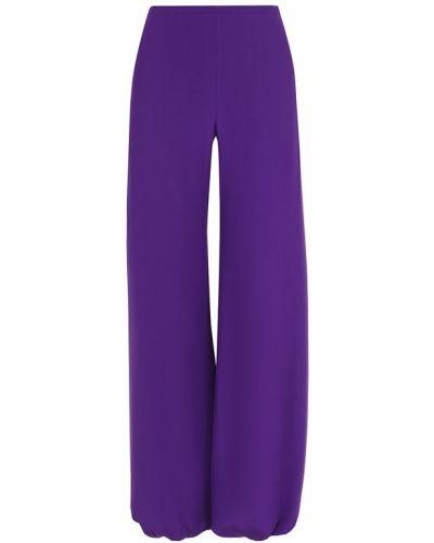 Классические брюки свободные с карманами Emilio Pucci