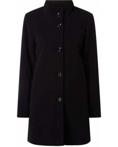 Czarny płaszcz wełniany Fuchs Schmitt