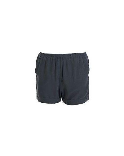 Синие шорты летние Nude