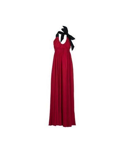 Вечернее платье красный No.21