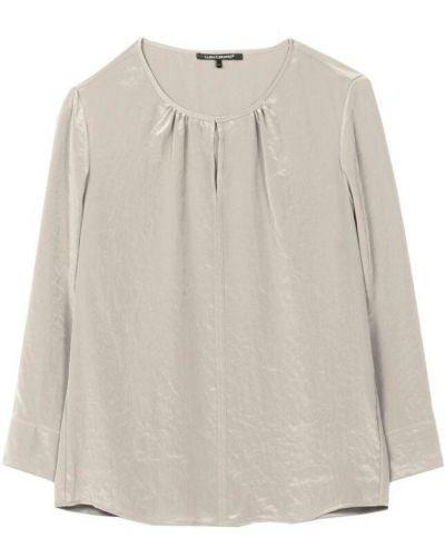 Beżowa bluzka Luisa Cerano