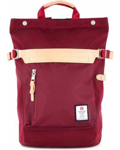 Красная нейлоновая сумка As2ov