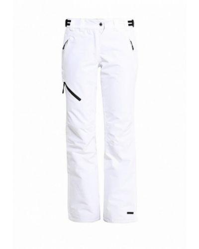 Белые брюки горнолыжные Icepeak