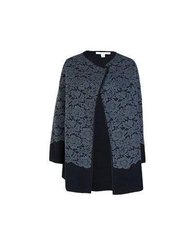 Пальто из шерсти мериноса осеннее Diane Von Furstenberg