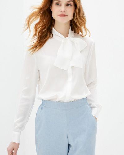 Белая блузка с бантом Villagi