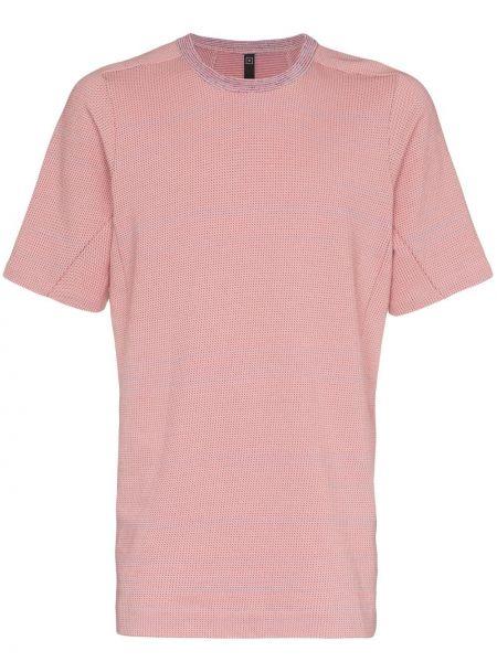 Розовая футболка Byborre