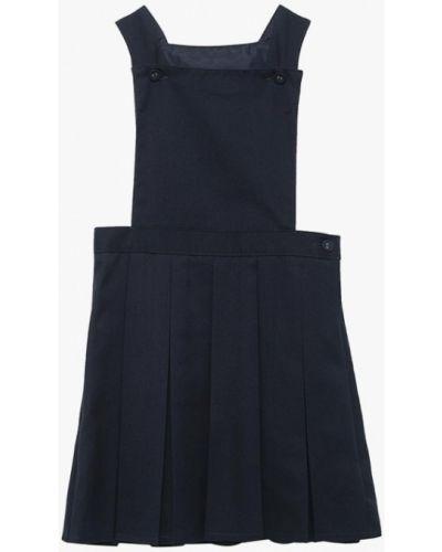 Синий сарафан Marks & Spencer