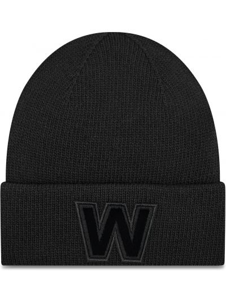 Czarna czapka Weekend Max Mara