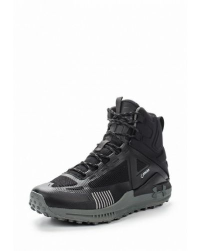Черные треккинговые ботинки Under Armour