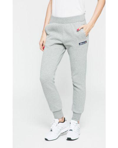 Спортивные брюки на резинке серые Ellesse