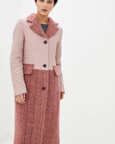 Пальто - розовое Jhiva