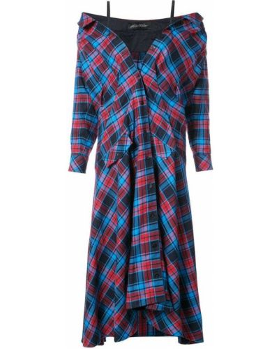 Платье макси длинное - красное Anna October
