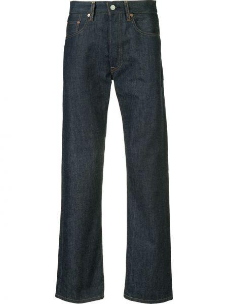 Расклешенные джинсы синий тонкие Levi's Vintage Clothing