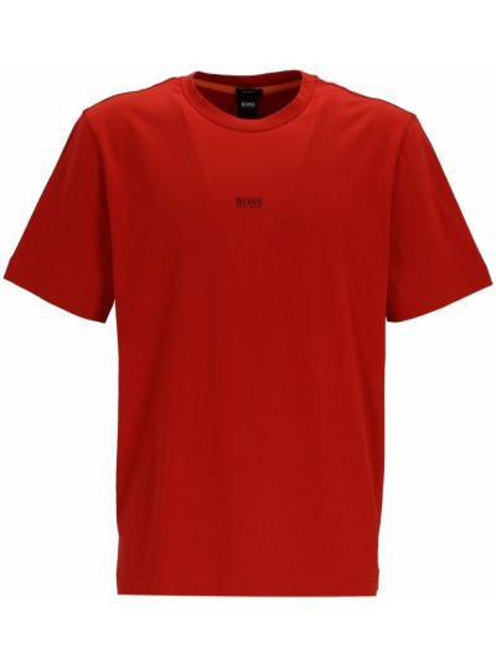T-shirt z nadrukiem z printem Boss Hugo Boss