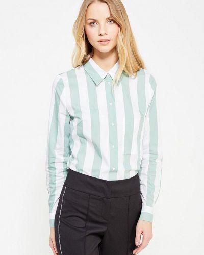 Рубашка с длинным рукавом бирюзовый Ofera