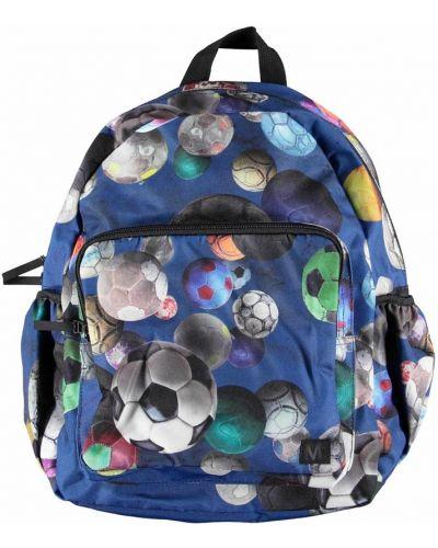 Рюкзак спортивный синий Molo