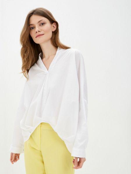 Блузка с длинным рукавом белая весенний Perfect J