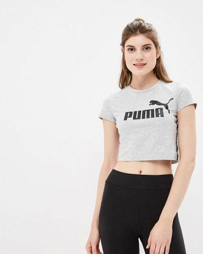 Футболка серая Puma
