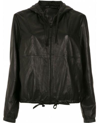 Черная куртка Osklen