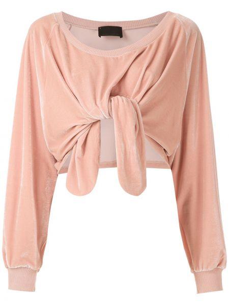 Блузка в рубчик Andrea Bogosian