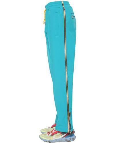 Niebieskie spodnie Just Don