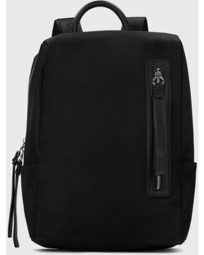 Plecak z wzorem czarny Kazar Studio