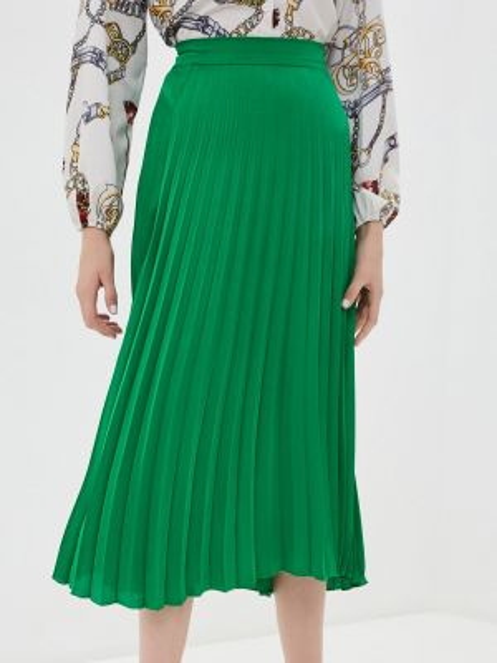 Юбка - зеленая Marissimo