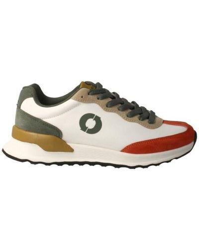 Białe sneakersy Ecoalf