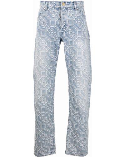 Прямые джинсы классические - синие Casablanca