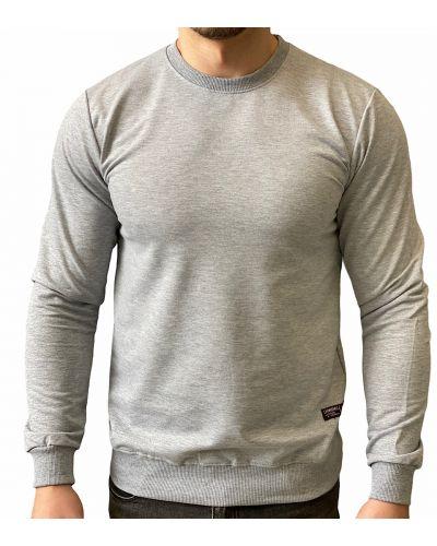 Спортивный свитшот - серый Leonidas