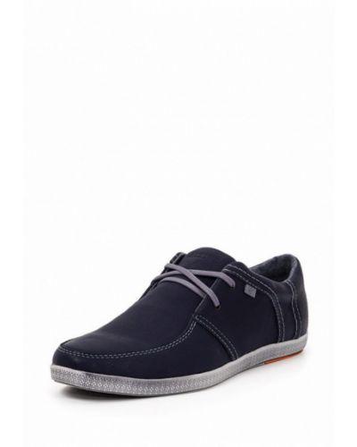 Синие туфли Golovin