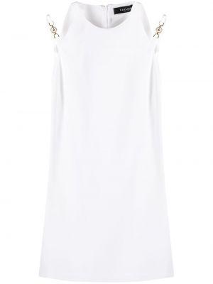 Шелковое платье - белое Versace