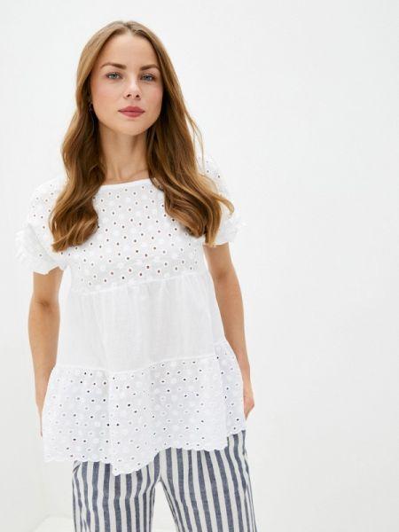 Блузка с поясом Perfect J