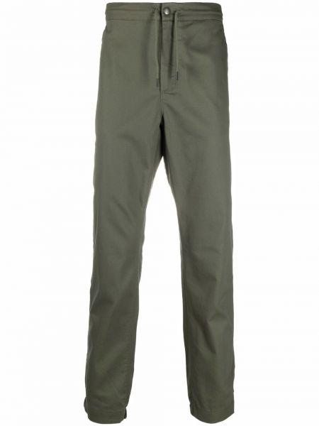 Zielone spodnie materiałowe Patagonia
