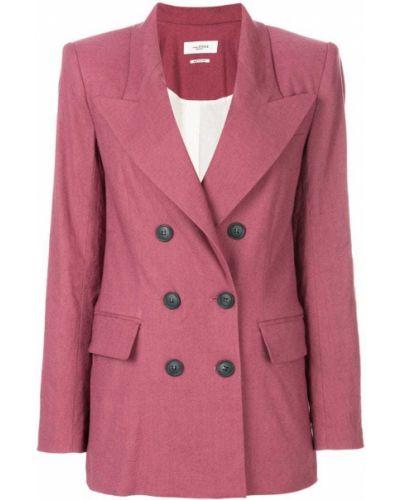 Двубортный пиджак свободный Isabel Marant Étoile