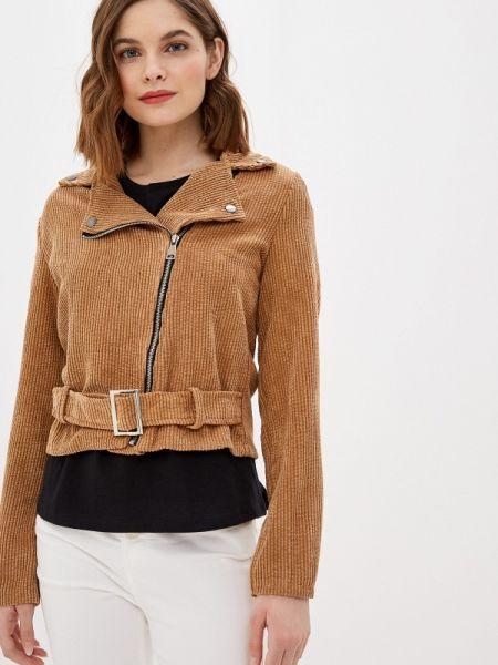 Облегченная коричневая куртка Haily's