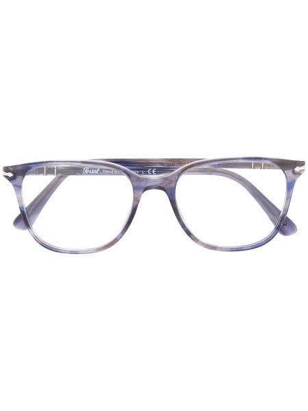Прямые очки хаки Persol