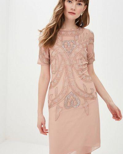 Вечернее платье розовое индийский Frock And Frill