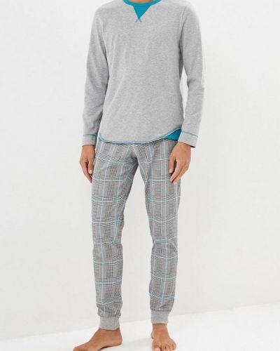 Серая пижама United Colors Of Benetton