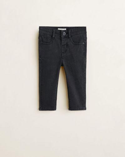 Облегающие джинсы Mango Kids