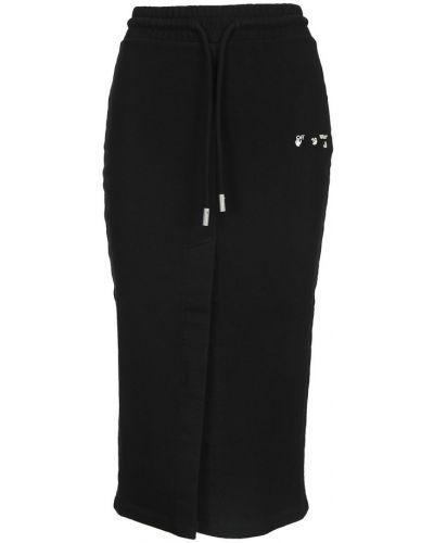 Czarna spódnica Off-white