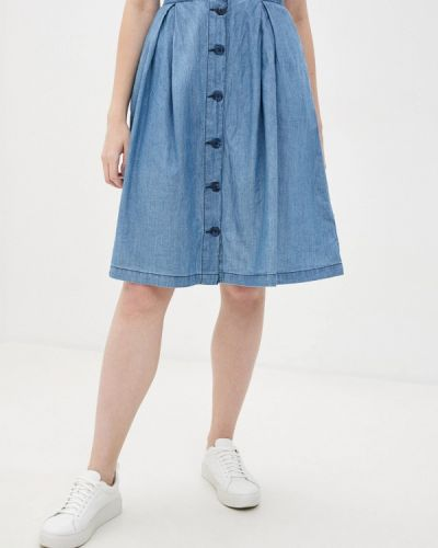 Синяя юбка Colin's
